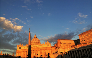 Basilica di San Pietro, Roma.
