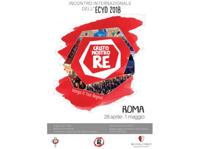 ECYD - Incontro internazionale - Roma, 2018