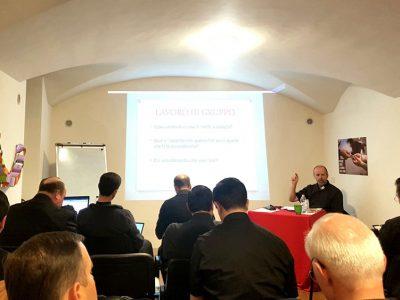 Terzo-incontro-nazionale-dei-parroci-legionari-Firenze, 2018