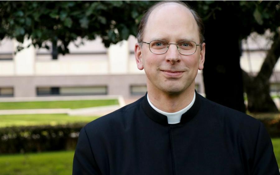 Andreas Schöggl, Legionari di Cristo