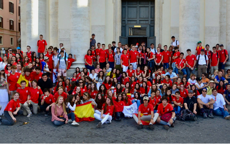 Incontro internazionale ECYD - Roma, 2018