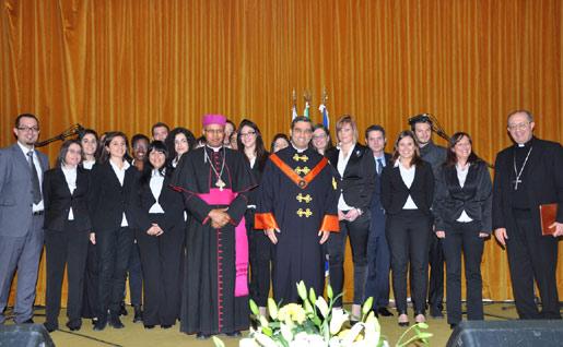 Università Europea di Roma - Inaugurazione Anno Accademico