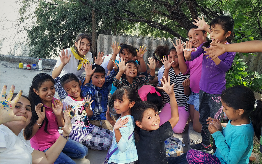 Gioventù Missionaria - Missioni in Messico 2018