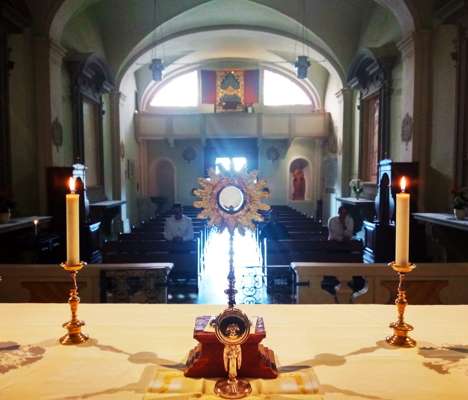 Noviziato Legionari di Cristo - Rignano