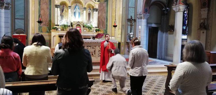 Racconto del ritiro spirituale della Lombardia