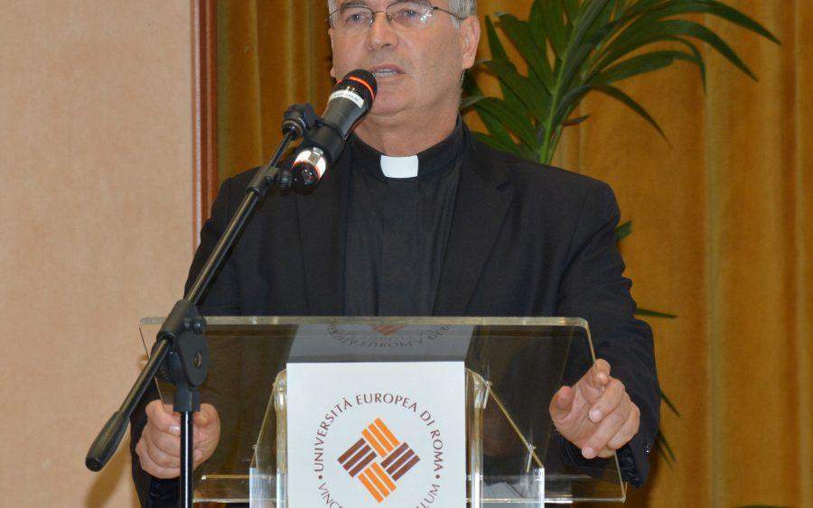 Rettore Padre Pedro Barrajon
